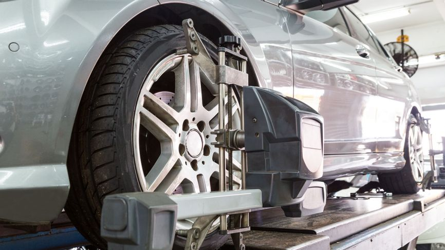 Wheel Alignment + Tracking